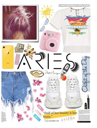 Sweet Aries 💗😜