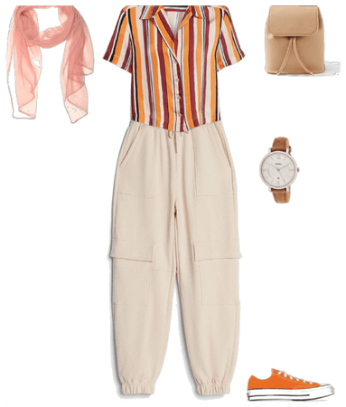Trendy-cool comfy style