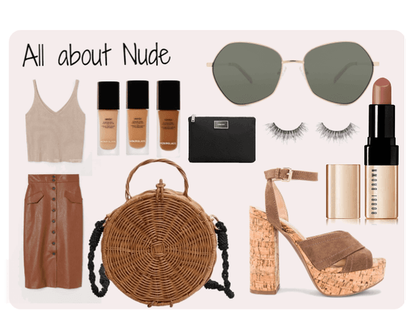 nudes in summer