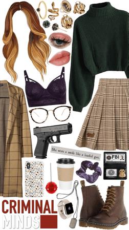 Anni Sanger | Criminal Minds OC