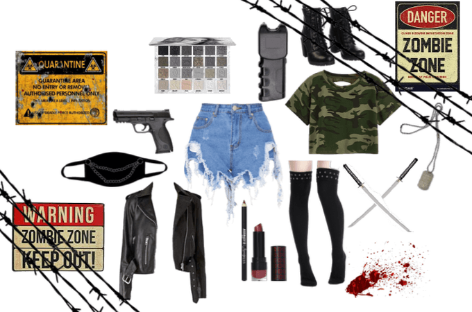 Apocalypse Outfit