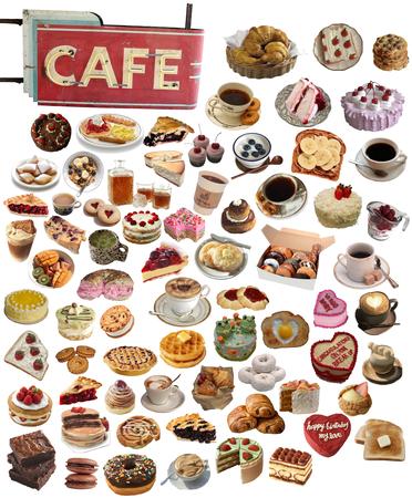 cafe food's