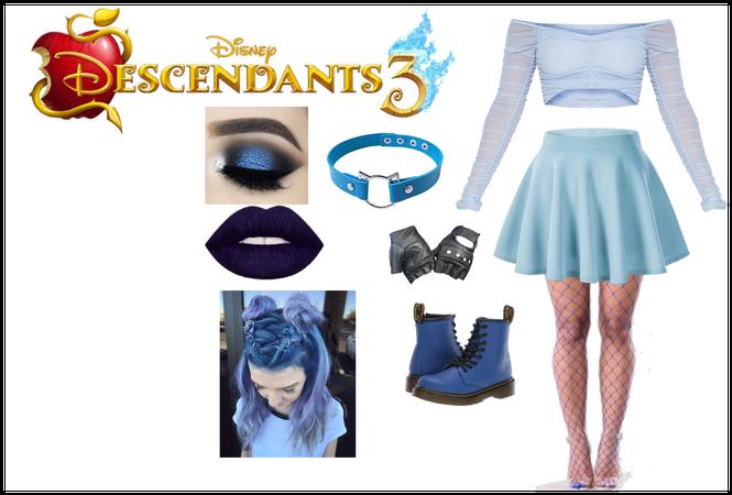 Kat Cheshire - Daughter of Cheshire Cat