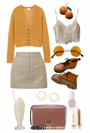 apricot mood