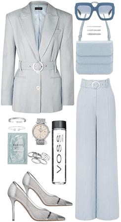 fashion week suit