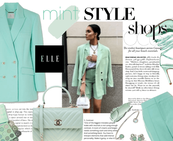 mint style