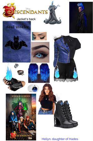 Daughter of Hades (Descendants 1)