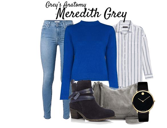 Meredith Grey — Grey's Anatomy