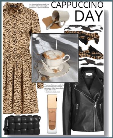 Cappuccino day III.