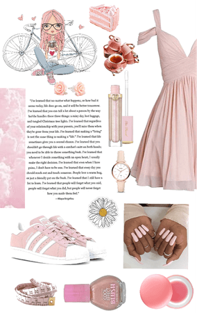 Pretty In Pink...Pastels