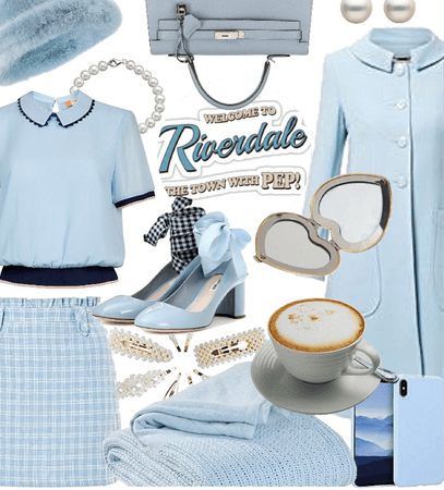 Veronica Lodge style - Riverdale