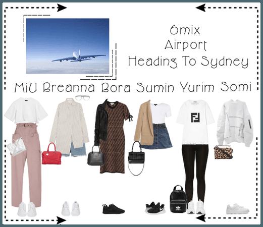 《6mix》Heading To Sydney