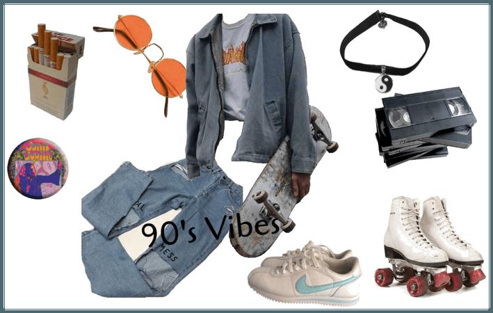 90's vibes