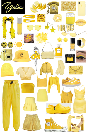 yellow challenge