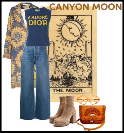 canyon moon