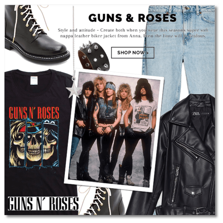 Guns N` Roses - Welcome to the Jungle