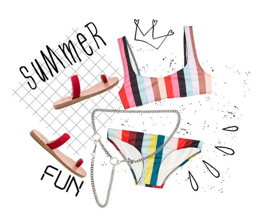 Summer Fun Bikini Day