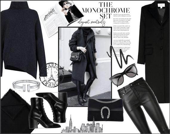 The Black Monochrome