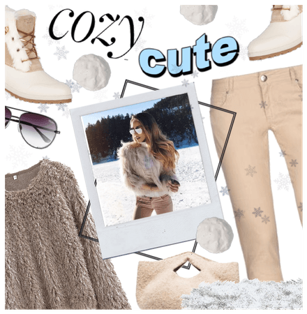 Cute & Cozy or Cozy & Cute