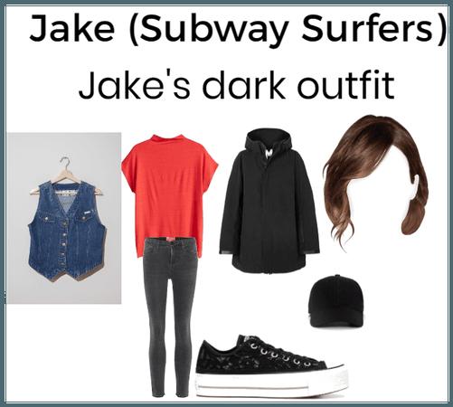 Jake Subway Surfers Game