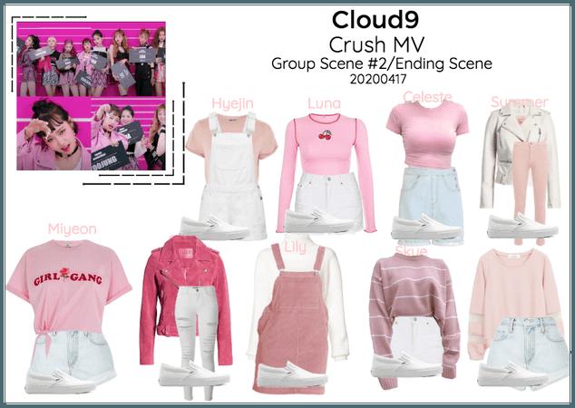 crush mv | group scene #2/ending scene