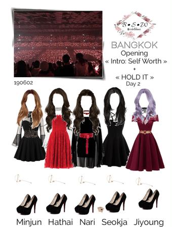BSW World Tour: Bangkok Day 2