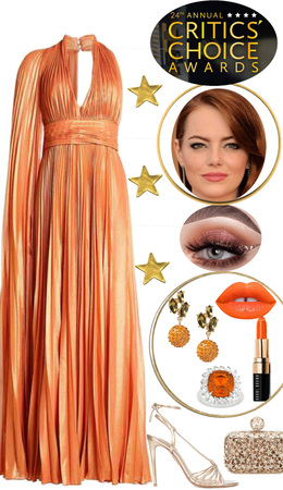 My Style Choice for Emma Stone