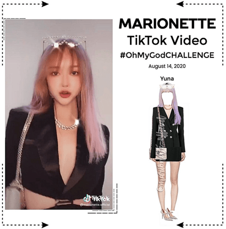 MARIONETTE (마리오네트) [YUNA] TikTok Video