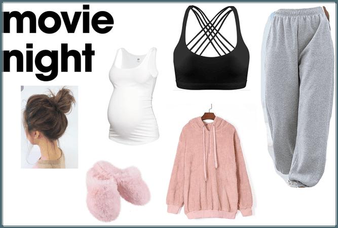 Mommy Movie Night