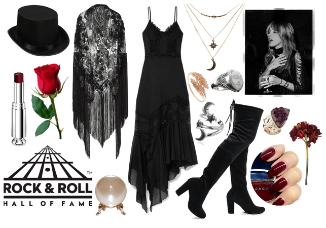 Rock N Roll Hall Of Fame - Stevie Nicks