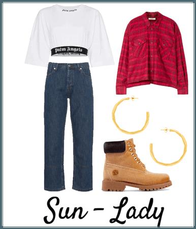 Sun - Lady