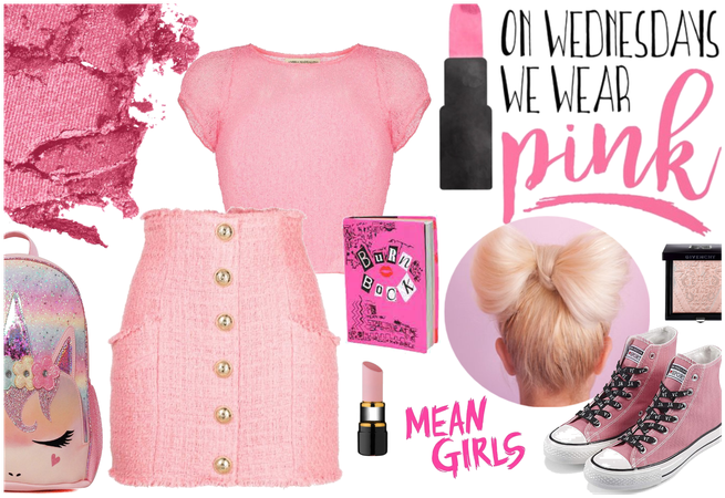 On Wednesday We Wear Pink: Young Regina George