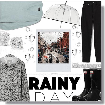 rainy days in april ☔️
