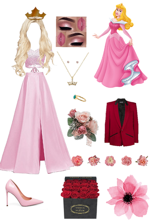 Prom Princess (Disney): Aurora 😴🌷