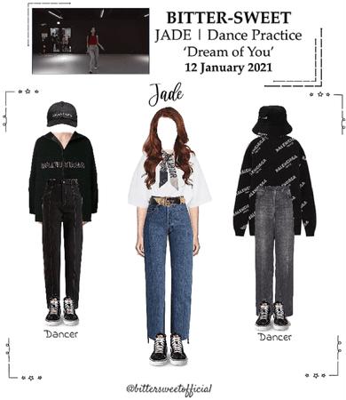 BITTER-SWEET [비터스윗] (JADE) Dance Practice 210112