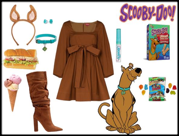 """Scooby Doo- Scoobert """"Scooby"""" Doo"""