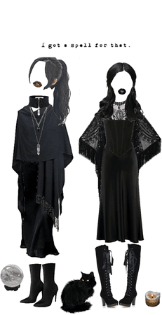 witchy shawls