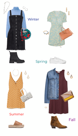 Seasonal Dresses