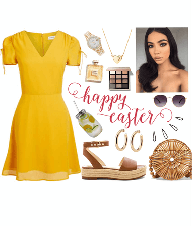 YELLOW EASTER