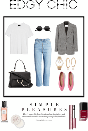 My Style: Edgy Chic - Day