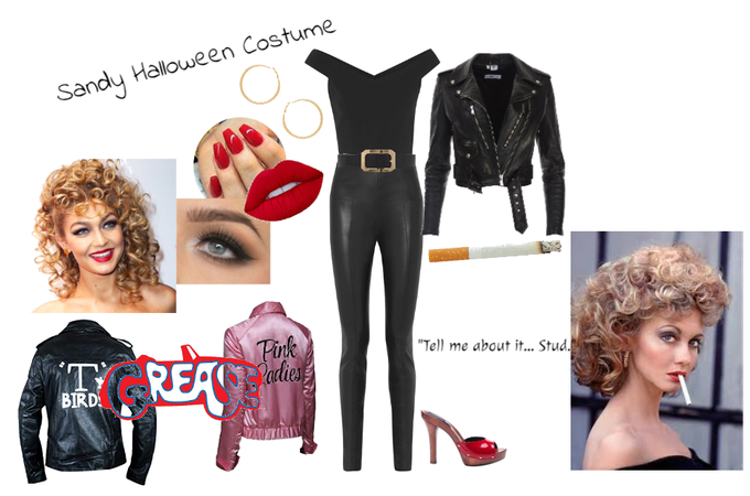 Sandy Halloween Costume