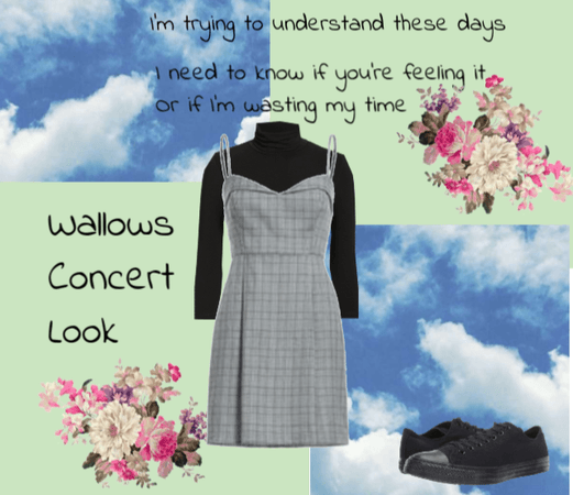 Wallows Concert Outfit Inspo #4