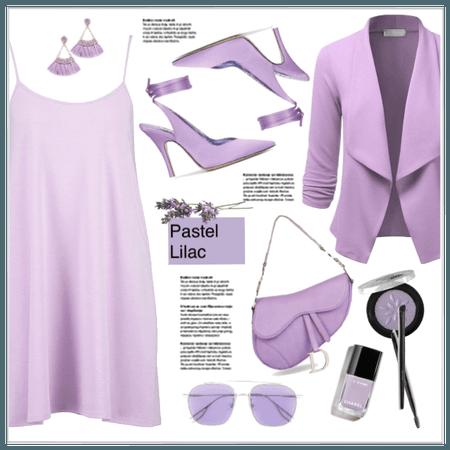 Pastel Lilac!