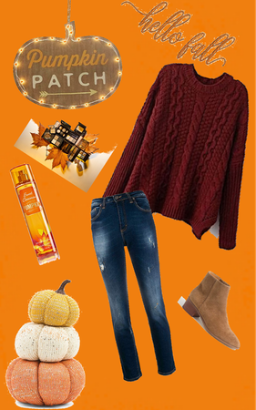 fall outfit 🍁🍂
