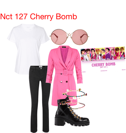 Nct Cherry Bomb Outfit