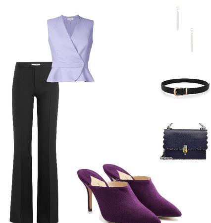 Lavender Office