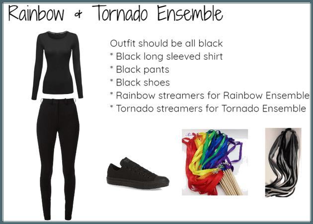 Rainbow & Tornado Ensemble