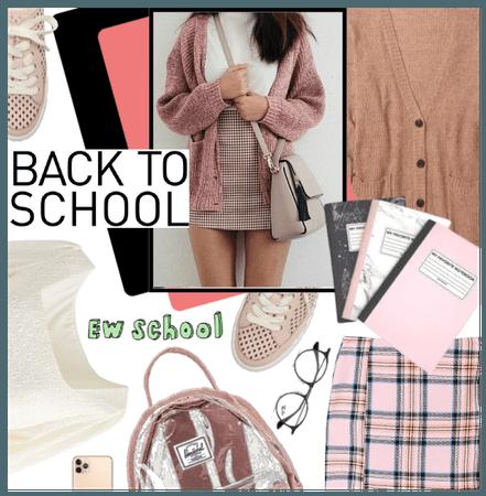 B2School: Girly Girl