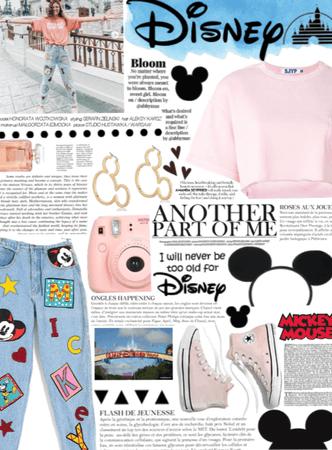 Disney. 🏰
