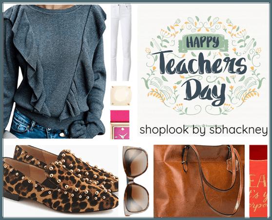 Contest:: World Teacher's Day (10/5)